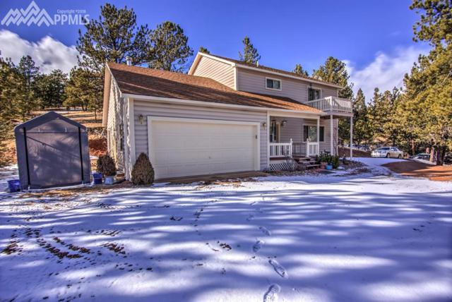 855 Gold King Drive, Cripple Creek, CO 80813 (#4628859) :: 8z Real Estate
