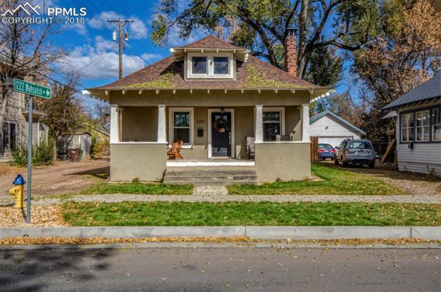320 E Uintah Street, Colorado Springs, CO 80903 (#4628933) :: CC Signature Group