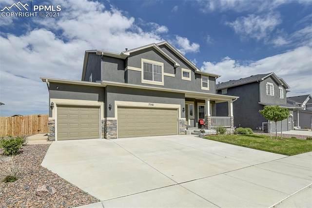 7561 Bonterra Lane, Colorado Springs, CO 80925 (#4630161) :: The Kibler Group