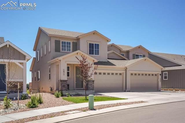 5875 Morning Light Terrace, Colorado Springs, CO 80919 (#4634912) :: Colorado Home Finder Realty
