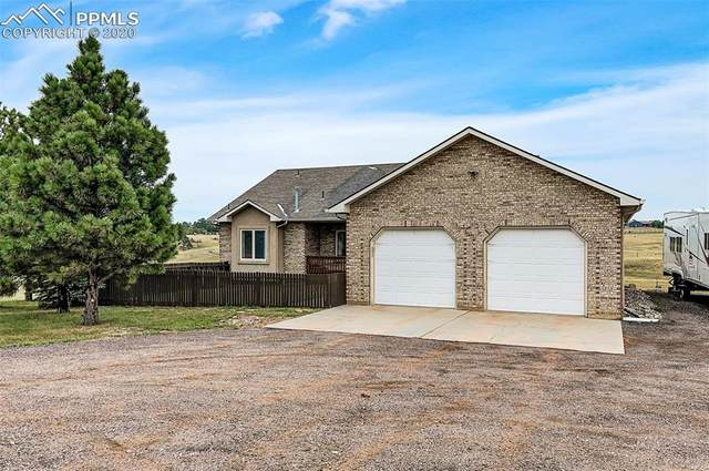 17843 Pinon Park Road, Peyton, CO 80831 (#4639542) :: 8z Real Estate