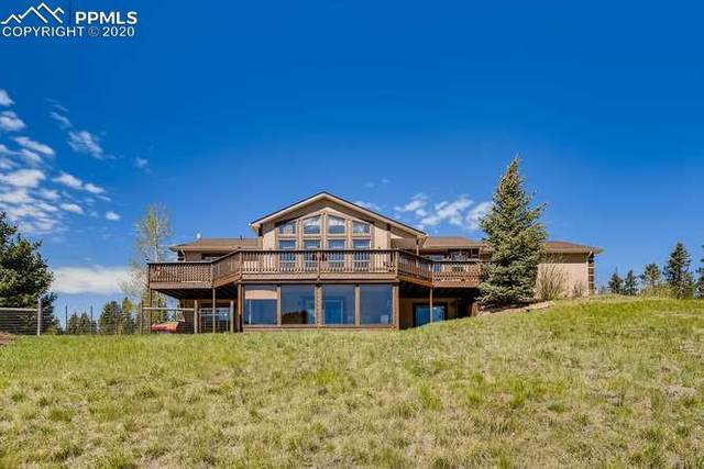 1588 Spring Valley Drive, Divide, CO 80814 (#4640852) :: CC Signature Group