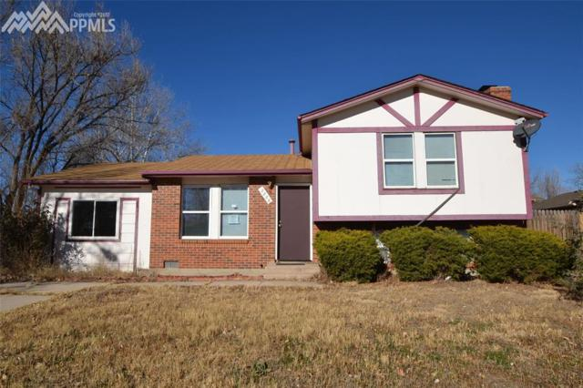 2886 W Monica Drive, Colorado Springs, CO 80916 (#4641720) :: The Dunfee Group - Keller Williams Partners Realty