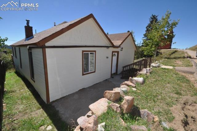 324 E Golden Avenue, Cripple Creek, CO 80813 (#4643495) :: 8z Real Estate