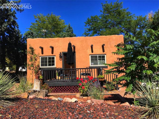 724 W Monroe Street, Colorado Springs, CO 80907 (#4645325) :: Action Team Realty
