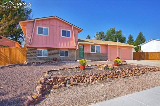 1660 Winnebago Road, Colorado Springs, CO 80915 (#4645372) :: The Treasure Davis Team