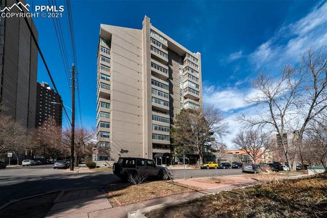 1313 N Williams Street #401, Denver, CO 80218 (#4647884) :: The Daniels Team