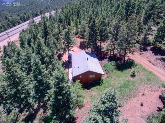 822 W Highway 24 Highway, Woodland Park, CO 80863 (#4648882) :: 8z Real Estate