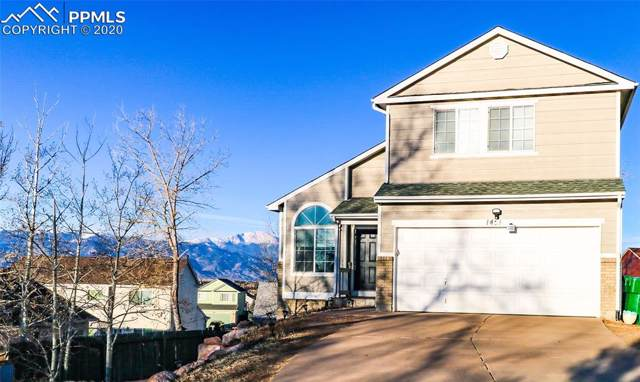1451 Piros Drive, Colorado Springs, CO 80915 (#4650545) :: Tommy Daly Home Team