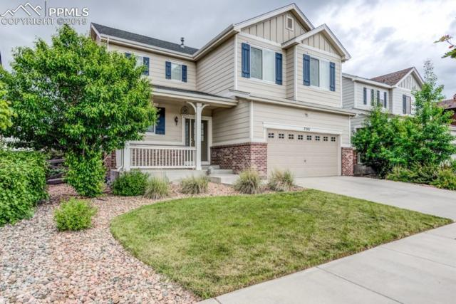 7581 Buckeye Tree Lane, Colorado Springs, CO 80927 (#4651177) :: Action Team Realty