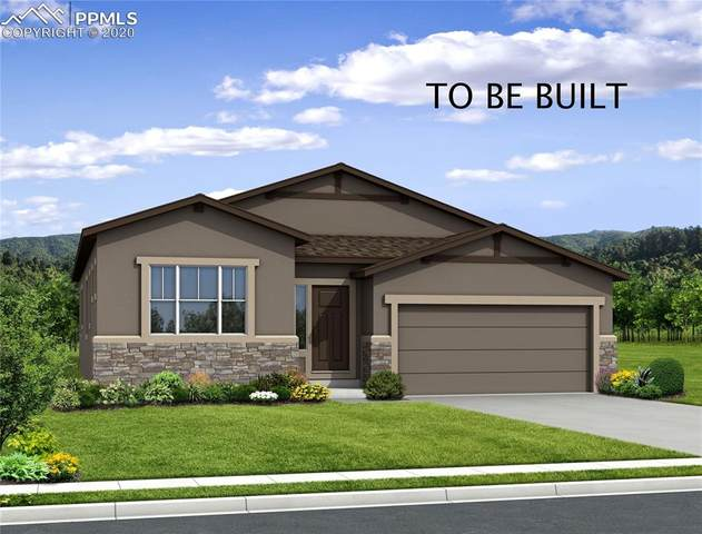 4817 Hanging Lake Circle, Colorado Springs, CO 80924 (#4652148) :: The Treasure Davis Team