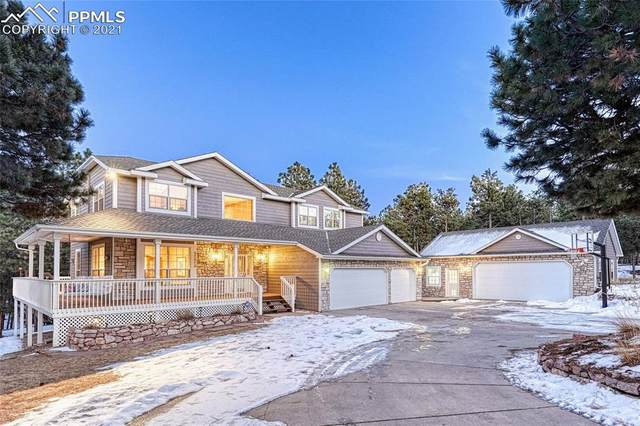 17905 Minglewood Trail, Monument, CO 80132 (#4654104) :: Action Team Realty