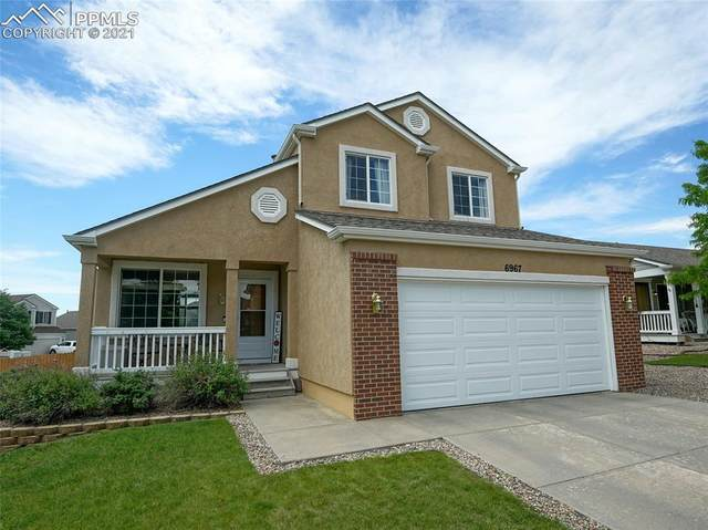 6967 Summer Grace Street, Colorado Springs, CO 80923 (#4654304) :: Tommy Daly Home Team