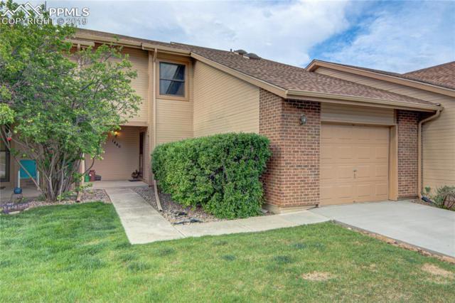 1440 Vondelpark Drive, Colorado Springs, CO 80907 (#4657620) :: The Peak Properties Group