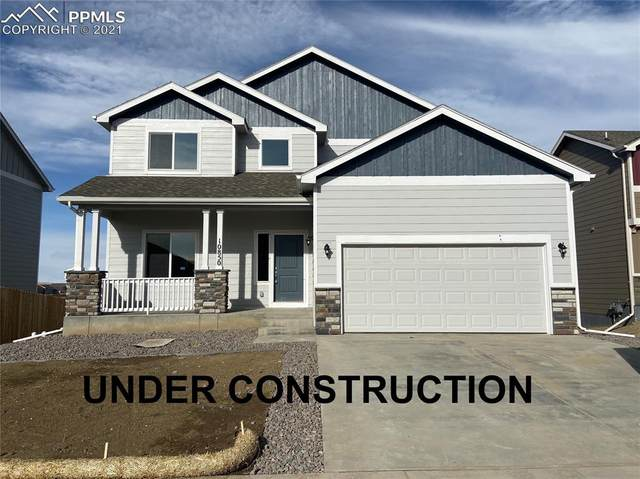 10267 Odin Drive, Colorado Springs, CO 80939 (#4658109) :: The Gold Medal Team with RE/MAX Properties, Inc