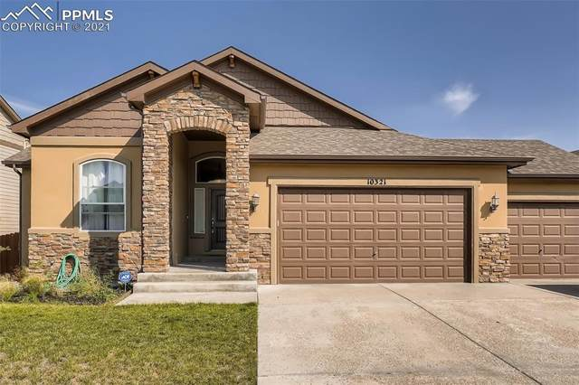 10321 Mt Lincoln Drive, Peyton, CO 80831 (#4659221) :: Action Team Realty