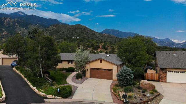 545 Crystal Hills Boulevard, Manitou Springs, CO 80829 (#4659418) :: 8z Real Estate