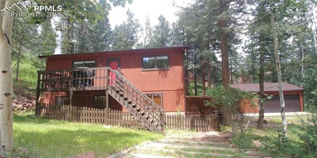 1310 W Lorraine Avenue, Woodland Park, CO 80863 (#4661906) :: HomePopper