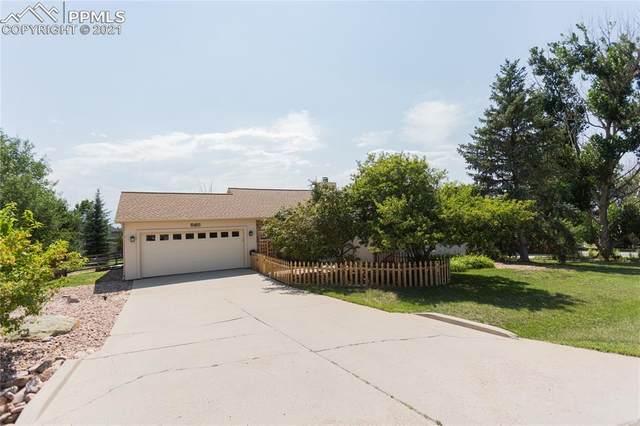 565 Rangely Drive, Colorado Springs, CO 80921 (#4665100) :: Dream Big Home Team | Keller Williams
