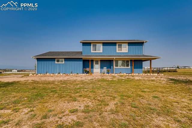 6896 Pfost Drive, Peyton, CO 80831 (#4666614) :: Tommy Daly Home Team