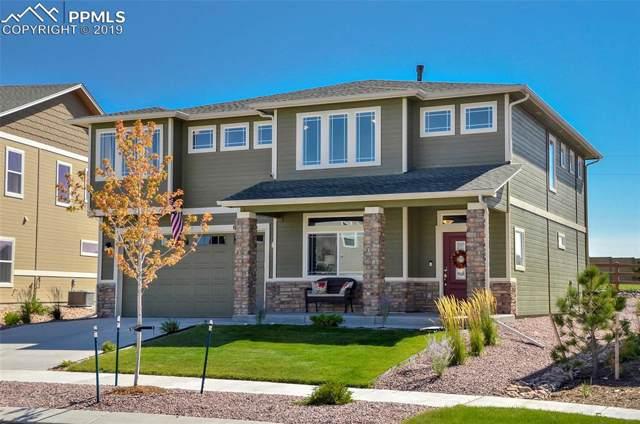 6521 Stonefly Drive, Colorado Springs, CO 80924 (#4667678) :: Jason Daniels & Associates at RE/MAX Millennium