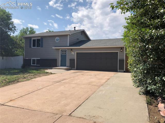 4930 Wezel Circle, Colorado Springs, CO 80916 (#4669669) :: Jason Daniels & Associates at RE/MAX Millennium