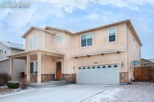 10260 Deer Meadow Circle, Colorado Springs, CO 80925 (#4671321) :: The Harling Team @ Homesmart Realty Group