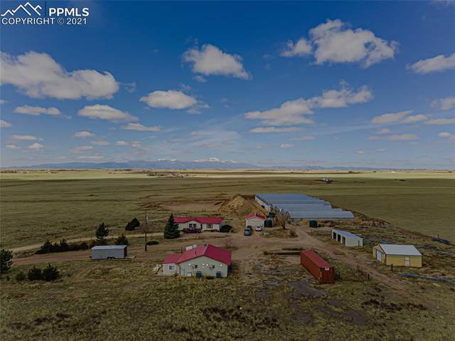 21050 Mcdaniel Road, Calhan, CO 80808 (#4671400) :: Fisk Team, RE/MAX Properties, Inc.