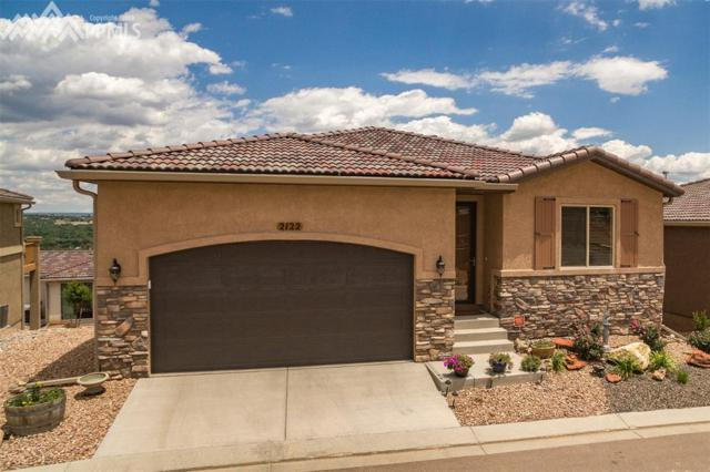 2122 Lost Quail Point, Colorado Springs, CO 80904 (#4673005) :: The Hunstiger Team