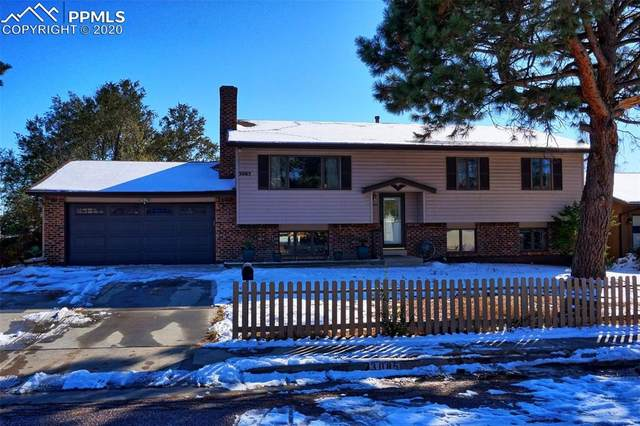 3085 Cortina Drive, Colorado Springs, CO 80918 (#4674404) :: 8z Real Estate