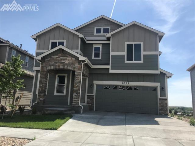 6039 Jorie, Colorado Springs, CO 80927 (#4675829) :: Jason Daniels & Associates at RE/MAX Millennium
