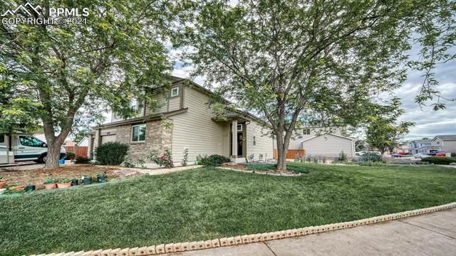 635 High Tea Court, Fountain, CO 80817 (#4677546) :: Venterra Real Estate LLC