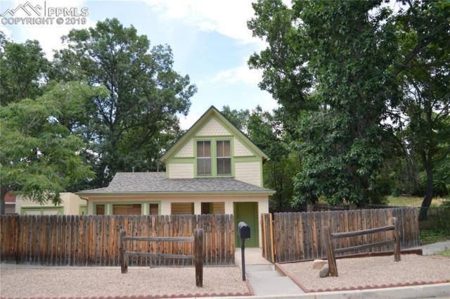 812 E Cucharras Street, Colorado Springs, CO 80903 (#4679350) :: Perfect Properties powered by HomeTrackR