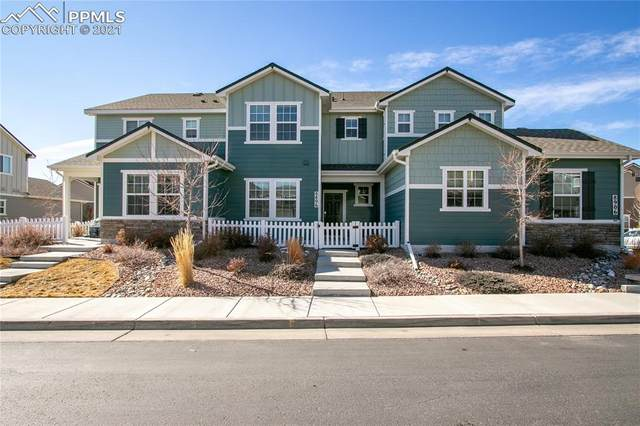 8896 Bella Flora Heights, Colorado Springs, CO 80924 (#4683416) :: The Dixon Group