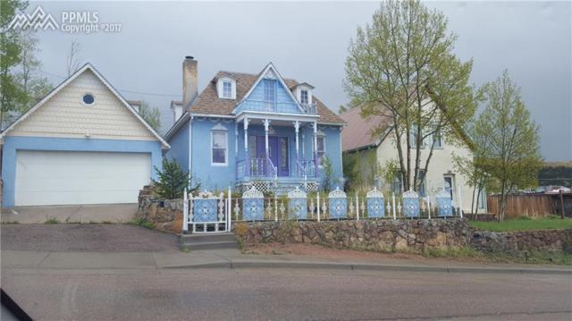 204 N 2nd Street, Cripple Creek, CO 80813 (#4685550) :: 8z Real Estate