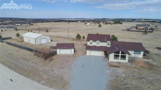 15755 Woodacre Court, Elbert, CO 80106 (#4686119) :: The Peak Properties Group