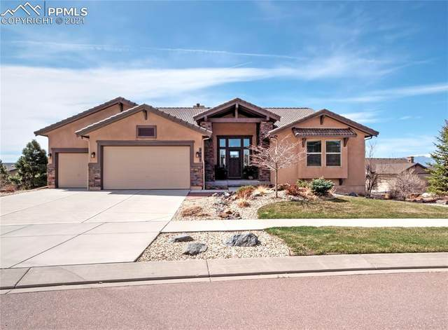 2057 Ripple Ridge Road, Colorado Springs, CO 80921 (#4686800) :: Finch & Gable Real Estate Co.
