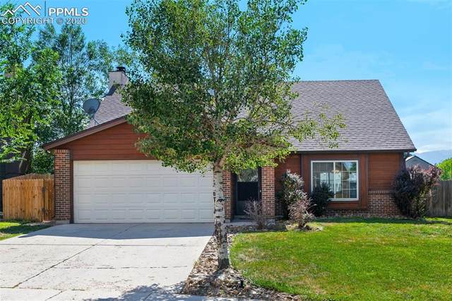 3220 Post Oak Drive, Colorado Springs, CO 80916 (#4688535) :: Finch & Gable Real Estate Co.