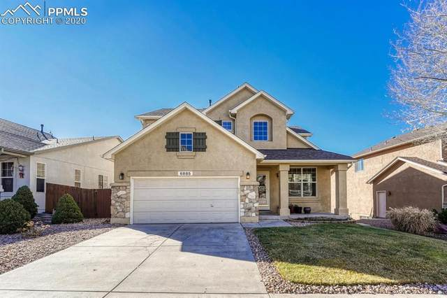 6885 Amber Ridge Drive, Colorado Springs, CO 80922 (#4688606) :: Tommy Daly Home Team