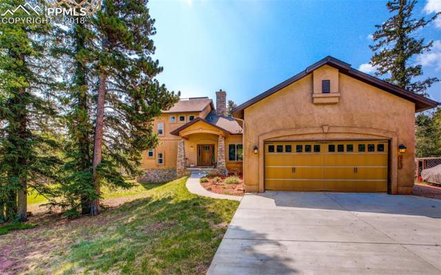 1001 Wagon Place, Woodland Park, CO 80863 (#4689568) :: 8z Real Estate