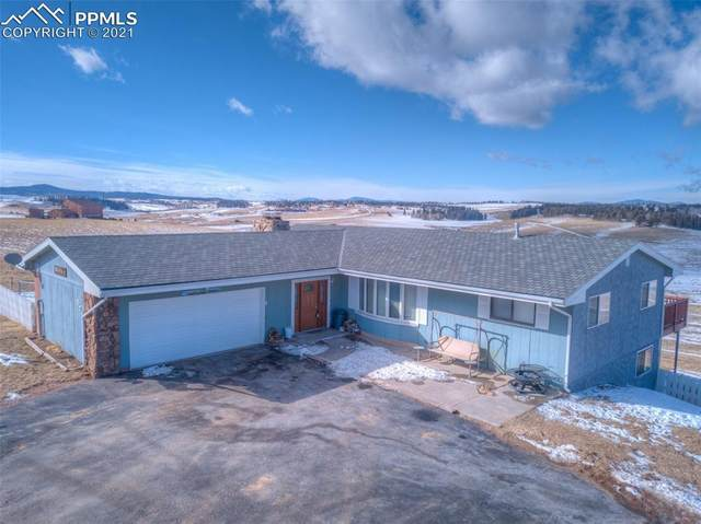 579 County Road 25 Road, Divide, CO 80814 (#4691032) :: CC Signature Group
