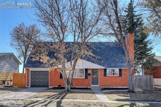 1603 Newcastle Street, Colorado Springs, CO 80907 (#4692519) :: The Kibler Group