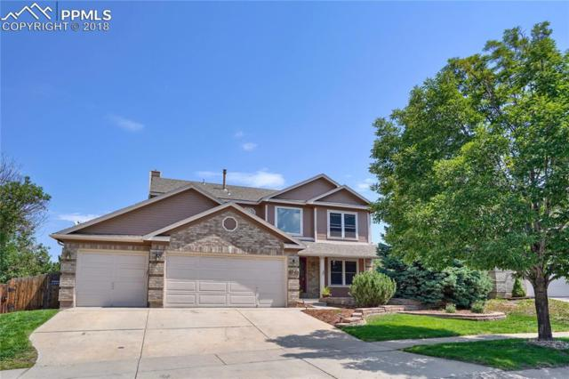 2780 Clapton Drive, Colorado Springs, CO 80920 (#4693775) :: The Hunstiger Team