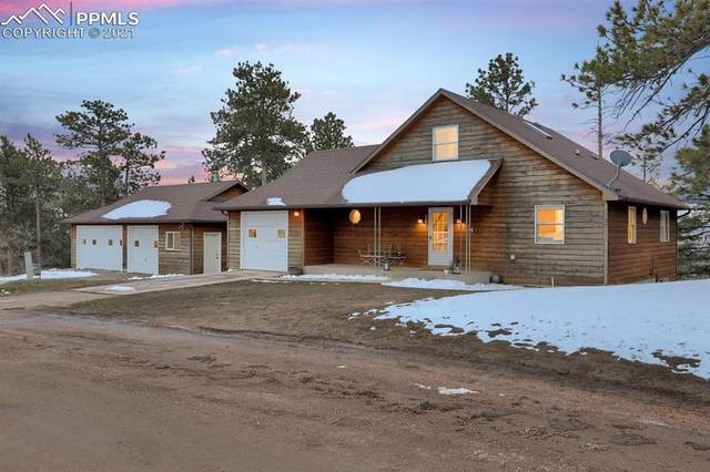 801 3rd Street, Palmer Lake, CO 80133 (#4693935) :: Action Team Realty