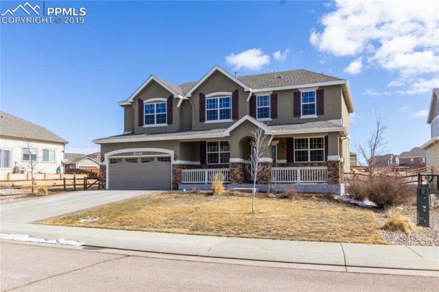 10743 Torreys Peak Way, Peyton, CO 80831 (#4694245) :: Colorado Home Finder Realty