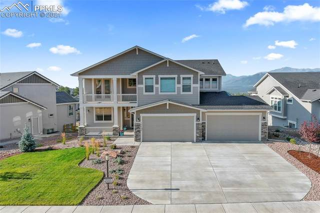 16456 Florawood Place, Monument, CO 80132 (#4698530) :: The Treasure Davis Team | eXp Realty