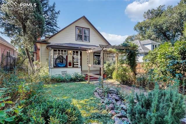 1325 W Cucharras Street, Colorado Springs, CO 80904 (#4699870) :: Venterra Real Estate LLC