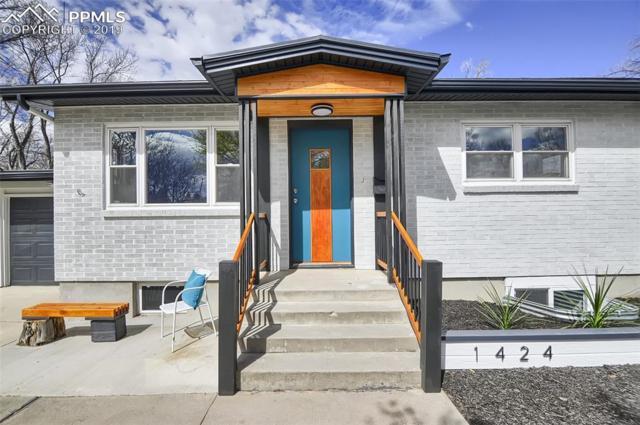 1424 Custer Avenue, Colorado Springs, CO 80903 (#4702071) :: Fisk Team, RE/MAX Properties, Inc.