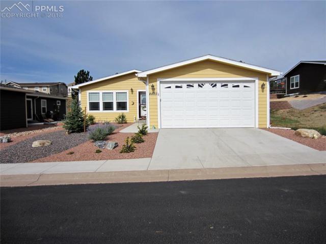 4425 Gray Fox Heights, Colorado Springs, CO 80922 (#4704072) :: Action Team Realty