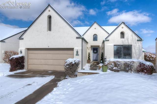660 La Bourgade Point, Colorado Springs, CO 80906 (#4704560) :: Action Team Realty